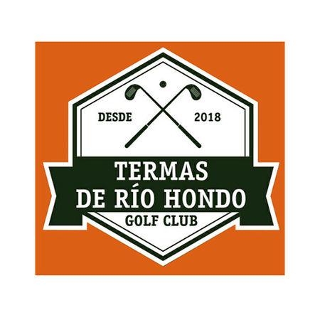 Logo of golf course named Rio Hondo Golf Club