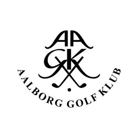 Logo of golf course named Aalborg Golf Club