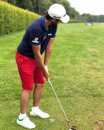 Aa saint omer golf club romain langasque checkin picture