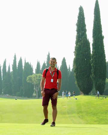 Avatar of golfer named Mladen Aleksandrow