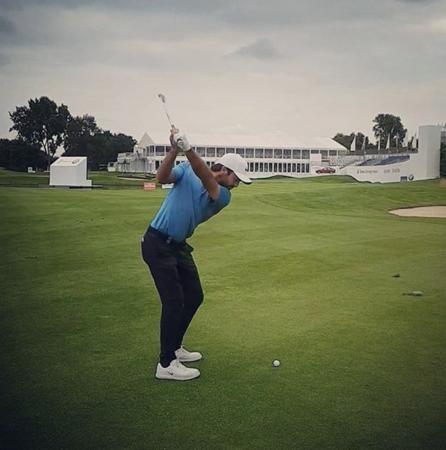 Golf club gut larchenhof joel stalter checkin picture