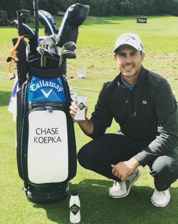 Golf club gut larchenhof chase koepka checkin picture