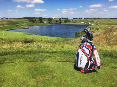 Le golf national benjamin hebert checkin picture