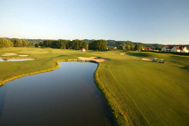 Overview of golf course named Loipersdorf-Fuerstenfeld Golf
