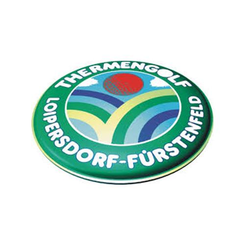 Logo of golf course named Loipersdorf-Fuerstenfeld Golf