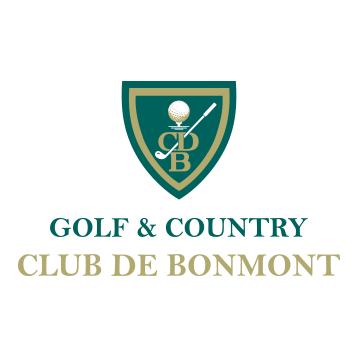 Logo of golf course named Golf and Country Club de Bonmont