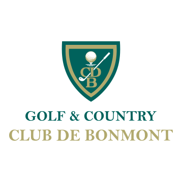 Logo of golf course named Golf and Country Club de Bonmont