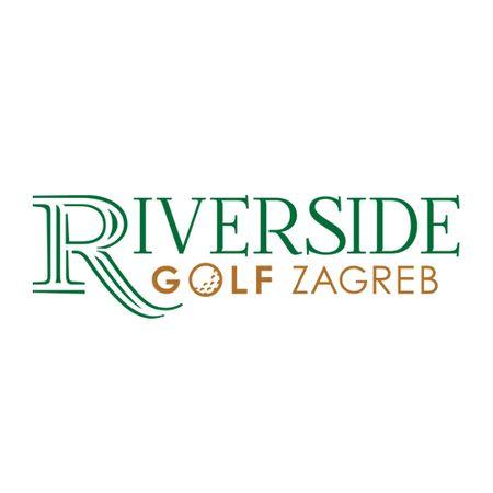 Logo of golf course named Riverside Golf Zagreb