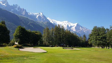 Golf club de chamonix stephane castella checkin picture