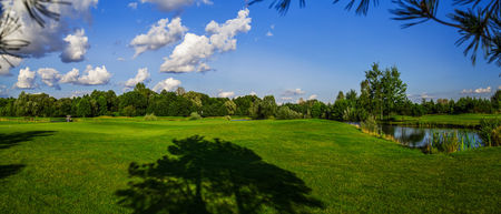 Overview of golf course named First Wroclaw Golf Club