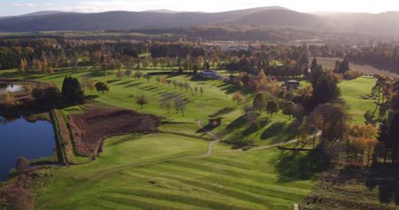 Preview of album photo named Welcome to the oldest course on Royal Deeside