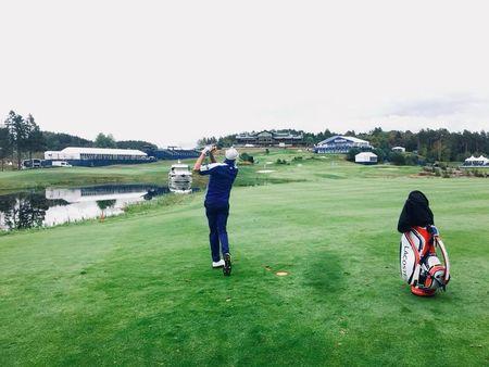 Hills golf club benjamin hebert checkin picture