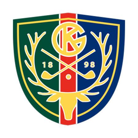 Logo of golf course named Koebenhavns Golf Club