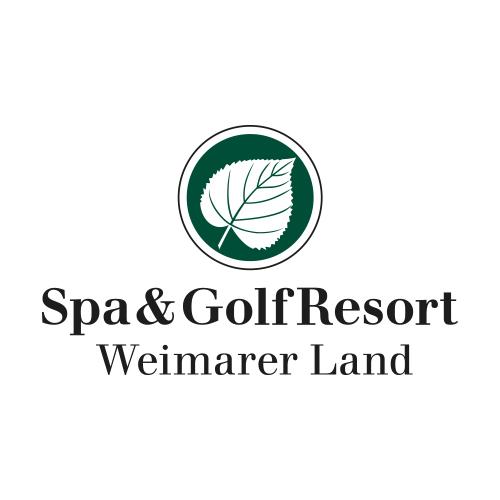 Logo of golf course named Spa & GolfResort Weimarer Land