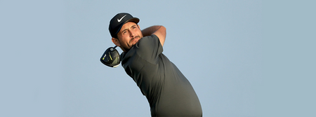 Profile cover of golfer named Alexander Levy