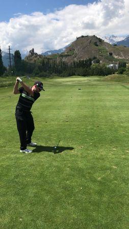 Avatar of golfer named Benoît Corpataux