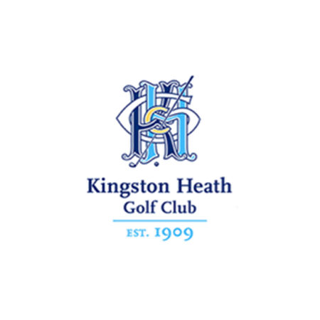Logo of golf course named Kingston Heath Golf Club