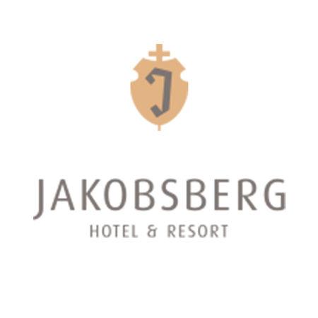 Logo of golf course named Jakobsberg Hotel- and Golfresort