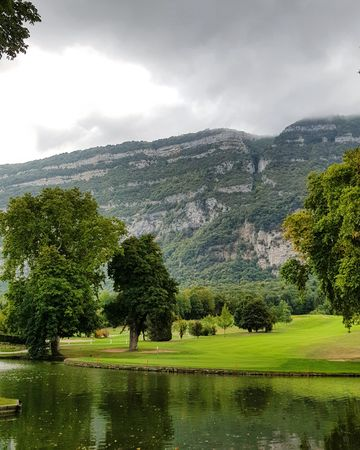 Golf and country club de bossey stephane castella checkin picture