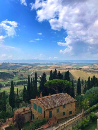 Preview of album photo named Castelfalfi - Tuscany