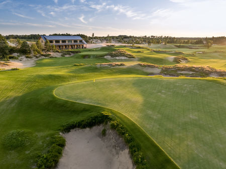 Overview of golf course named Sand Valley Golf Resort - The Sandbox Course