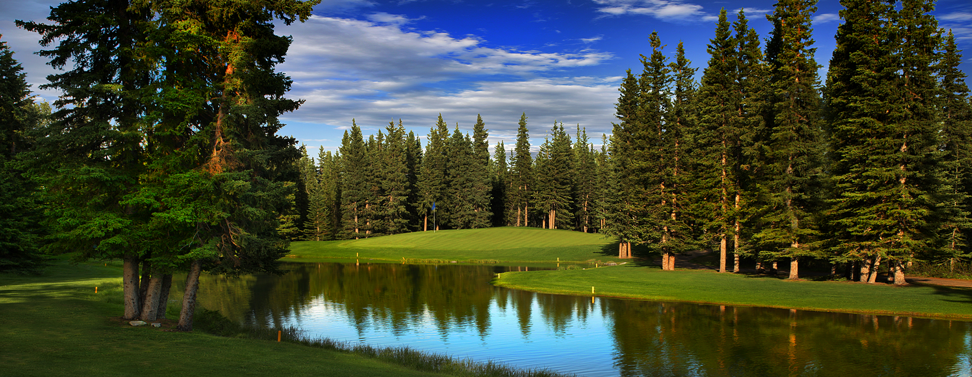 Redwood meadows golf and country club cover picture