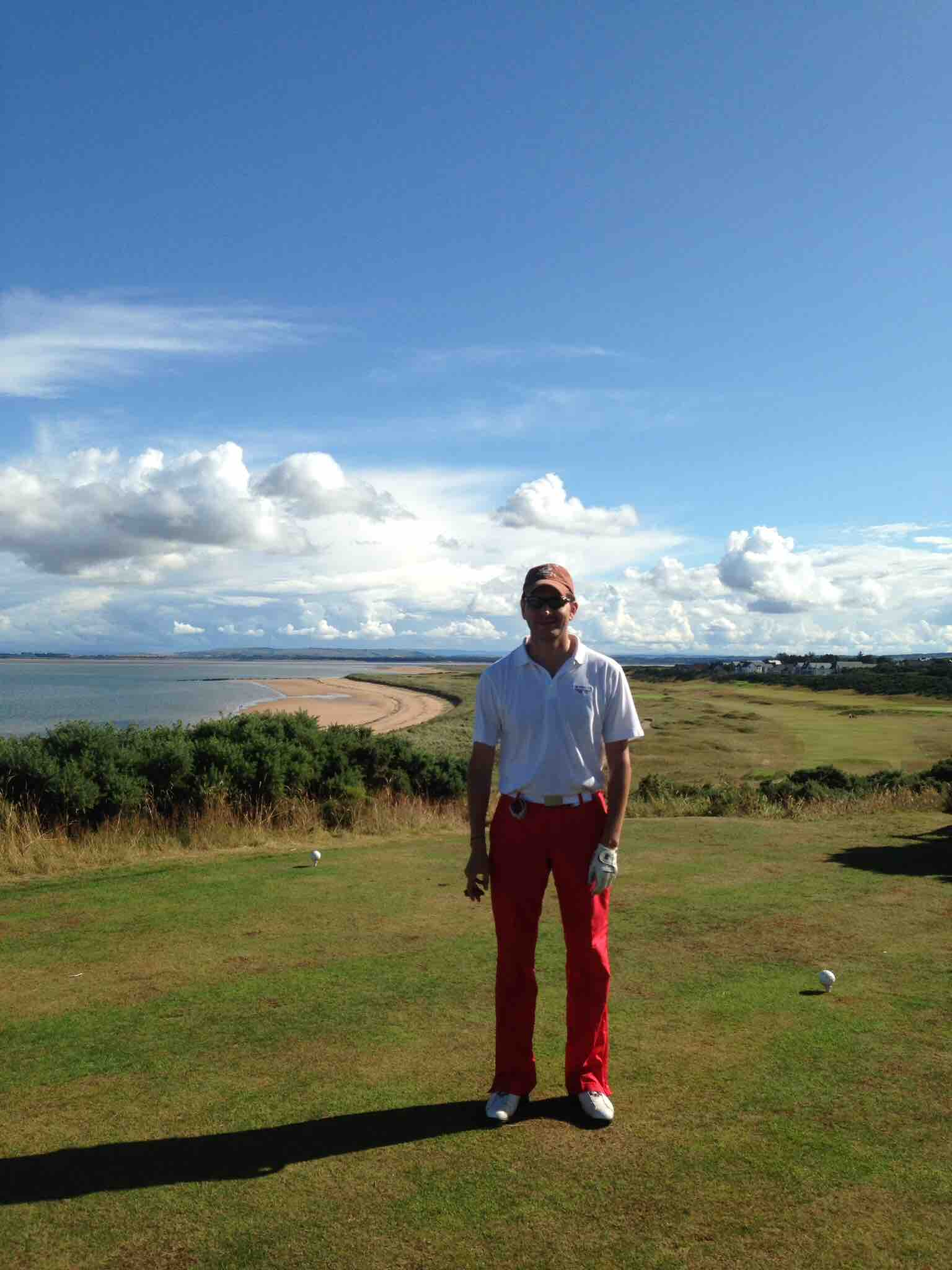 Avatar of golfer named Karim Rekik