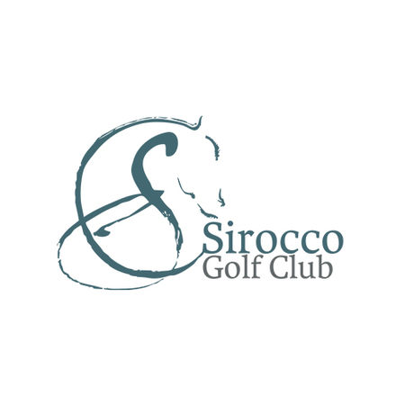 Logo of golf course named Sirocco Golf Club