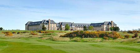 Overview of golf course named Fairmont Saint Andrews - The Kittocks Course