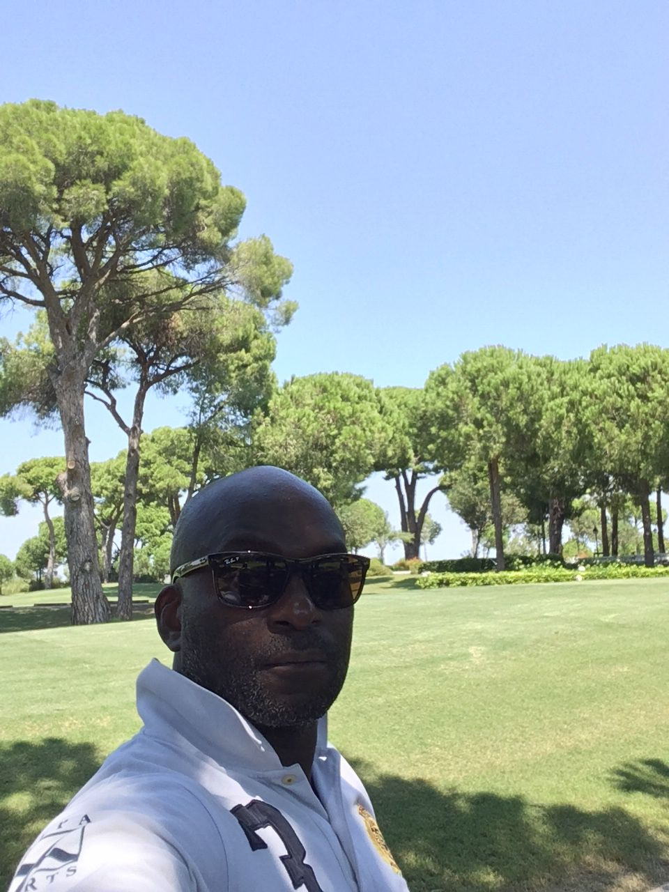 Avatar of golfer named Vincent Deutou