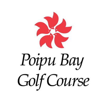Logo of golf course named Poipu Bay Golf Course