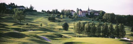 Cover of golf event named Championnat du Leman Foursome