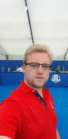 Avatar of golfer named Timothee Simoens