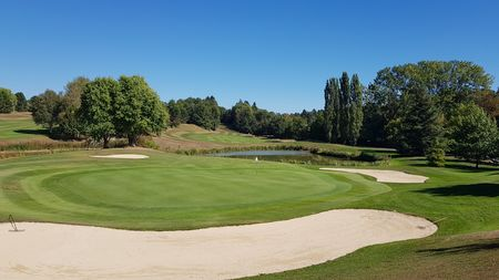 Maison blanche golf club stephane castella checkin picture