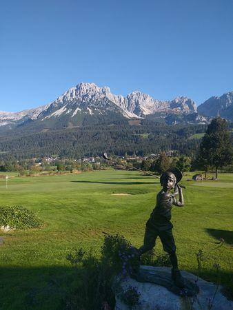 Wilder golf club florian pichler checkin picture