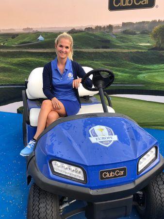 Avatar of golfer named Bianca Dennstedt