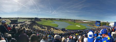 Preview of album photo named Ryder Cup - Le Golf National