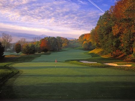 Glenarbor golf club cover picture