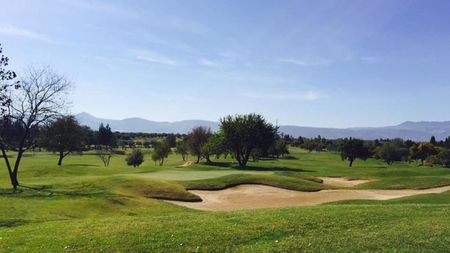 Overview of golf course named Fes Royal Golf Club