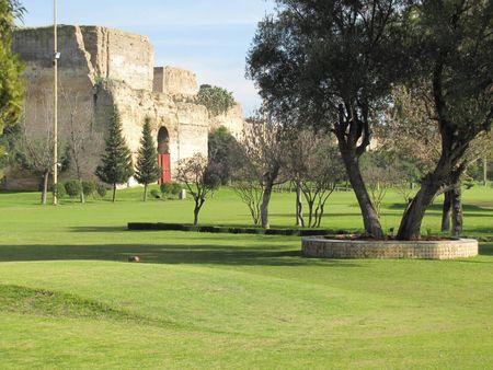 Meknes Royal Golf Club Cover