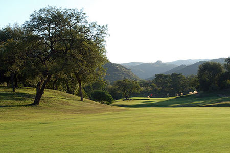 Overview of golf course named Alta Gracia Golf Club