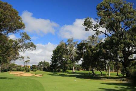 Royal Fremantle Golf Club Cover Picture