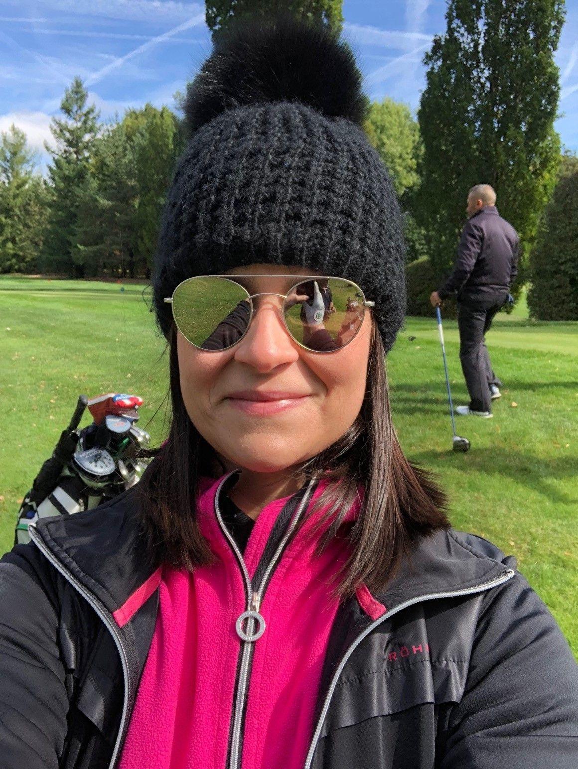 Avatar of golfer named Julie Correard