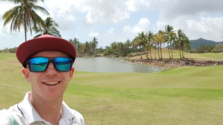 Paradise palms golf club tyson flynn checkin picture