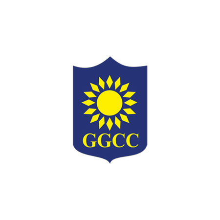 Logo of golf course named Guarapiranga Golf and Country Club