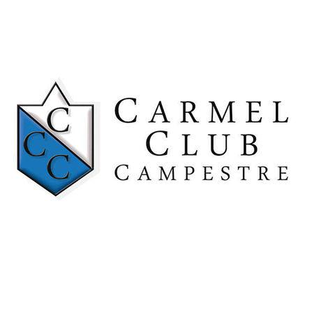 Logo of golf course named Carmel Country Club