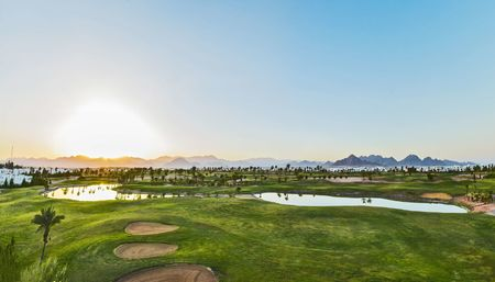 Jolie Ville Golf and Resort Cover Picture