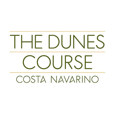 Logo of golf course named Costa Navarino - Dunes Course