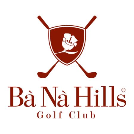 Logo of golf course named Ba Na Hills Golf Club
