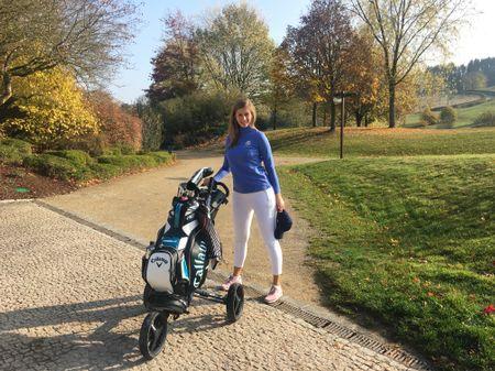 Avatar of golfer named Natalia Aleksandra Krzempek